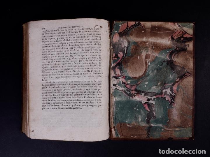 Libros antiguos: DICCIONARIO DE FARMACIA, TOMO PRIMERO, MADRID 1798 - Foto 10 - 90556225