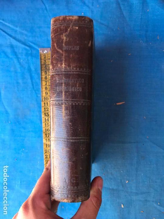 Libros antiguos: MANUAL DE DIAGNÓSTICO QUIRURGICO. ANATOMÍA CLÍNICA 1895 - Foto 3 - 90665785