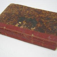 Libros antiguos: XIX HOMEOPATIA . MEDICAMENTOS - PRIMERA FARMACIA HOMEOPATICA DE ESPAÑA - VDA. DE SOMOLINOS MADRID. Lote 90676330