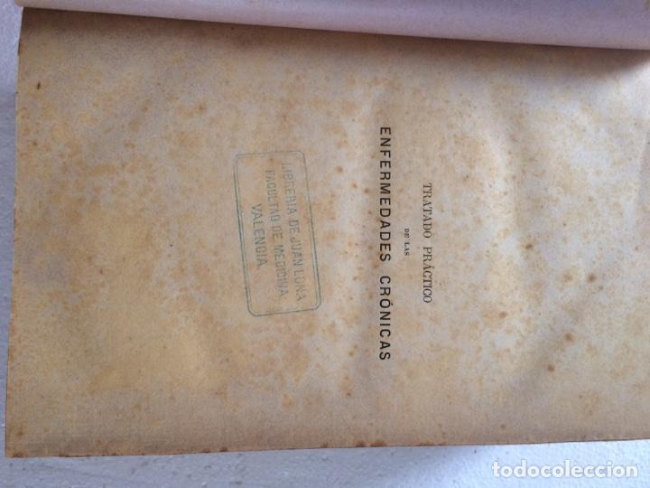 Libros antiguos: Durand Fardel-Enfermedades Crónicas (1878) - Foto 7 - 90686082