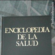 Libros antiguos: ENCLICLOPEDIA DE LA SALUD- 2 VOLUMENES. Lote 90701480
