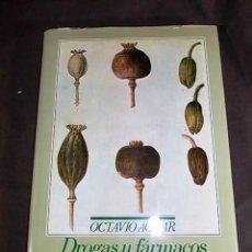 Libros antiguos: LIBRO SOBRE DROGAS Y FARMACOS DE ABUSO 1981. Lote 90710355