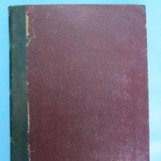 Libros antiguos: MEMORANDUM TERAPÉUTICO Y FARMACOLÓGICO. MEDICINA, FARMACIA Y VETERINARIA. F. GÓMEZ DE LA MATA, 1899.. Lote 90751705