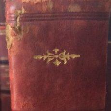 Libros antiguos: LAS NUEVAS MEDICACIONES CONFERENCIAS TERAPÉUTICA DE HOSPITAL COCHIN(1880). Lote 90814993