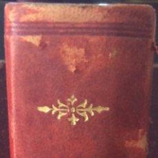 Libros antiguos: LAS NUEVAS MEDICACIONES CONFERENCIAS TERAPÉUTICA DE HOSPITAL COCHIN HIGIENE TETAPEUTICA. Lote 90815208