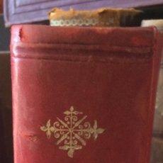 Libros antiguos: TRATADO DE MATERIA MEDICA J.B. FONSSACRIVES TOMO 1 (1884). Lote 90821985