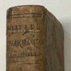Libros antiguos: PHARMACOPOEIA EXTEMPORANEA. THOMAM FULLER. VENETIIS, 1753. + 3 OBRAS DE FARMACIA. . Lote 90952695