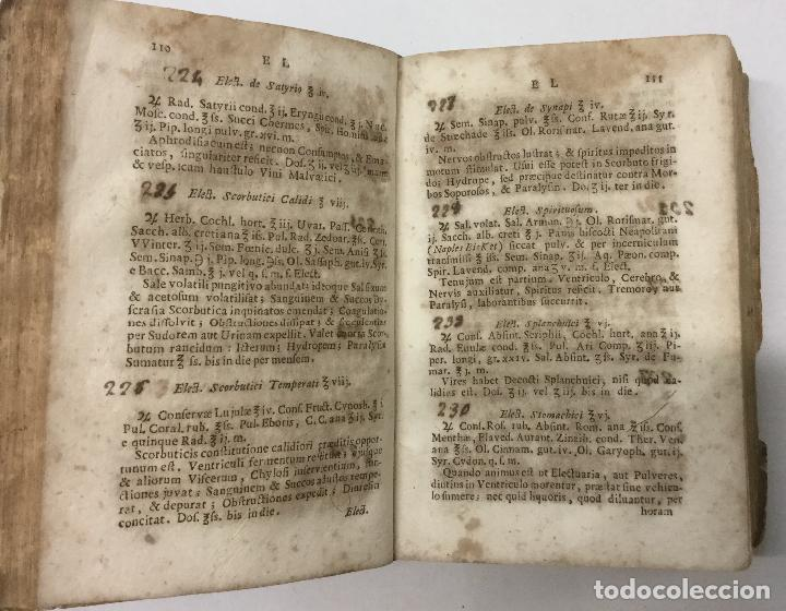 Libros antiguos: PHARMACOPOEIA EXTEMPORANEA. THOMAM FULLER. VENETIIS, 1753. + 3 OBRAS DE FARMACIA. - Foto 3 - 90952695