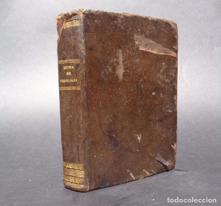 1831 MANUAL DE LA FISIOLOGIA DEL HOMBRE - HUTIN - MEDICINA - PSICOLOGIA (Libros Antiguos, Raros y Curiosos - Ciencias, Manuales y Oficios - Medicina, Farmacia y Salud)