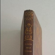 Libros antiguos: LA MEDICINA DE LAS PASIONES - 1842. Lote 91012150