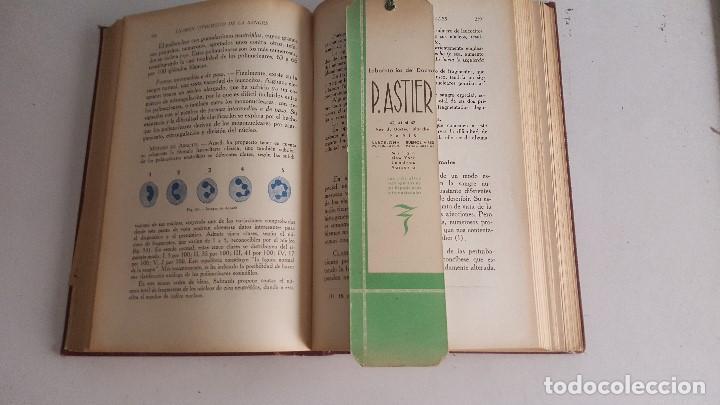 Libros antiguos: EL LABORATORIO MODERNO DEL MEDICO PRACTICO-1933-AGASSE LAFONT - Foto 4 - 91019100