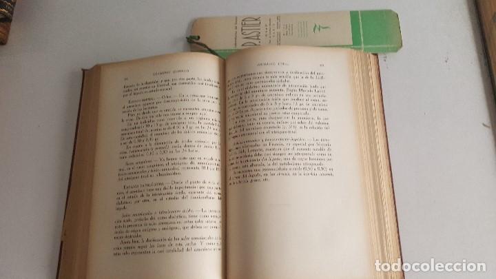 Libros antiguos: EL LABORATORIO MODERNO DEL MEDICO PRACTICO-1933-AGASSE LAFONT - Foto 6 - 91019100