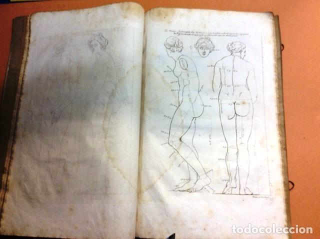 Libros antiguos: LES PROPORTIONS du CORPS HUMAIN - Foto 6 - 91296755