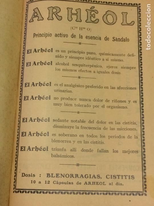 Libros antiguos: Enfermedades Blenorragicas de las vias Genitourinarias Dr.Alex Renault - Foto 3 - 91764409