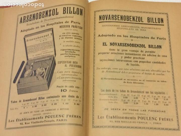 Libros antiguos: Enfermedades Blenorragicas de las vias Genitourinarias Dr.Alex Renault - Foto 5 - 91764409