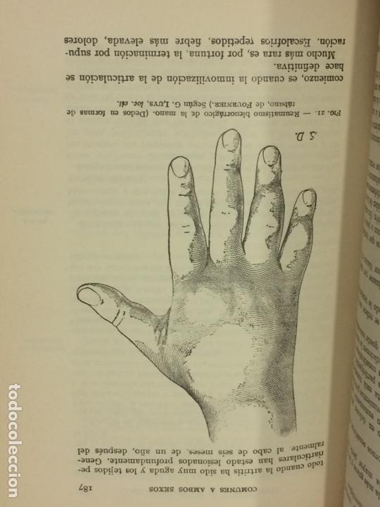 Libros antiguos: Enfermedades Blenorragicas de las vias Genitourinarias Dr.Alex Renault - Foto 9 - 91764409