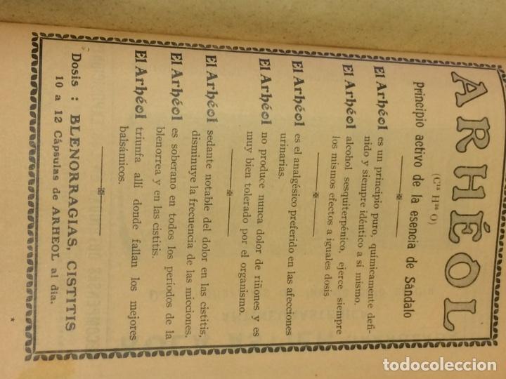 Libros antiguos: Enfermedades Blenorragicas de las vias Genitourinarias Dr.Alex Renault - Foto 18 - 91764409