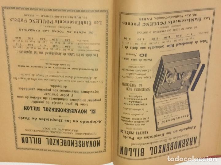 Libros antiguos: Enfermedades Blenorragicas de las vias Genitourinarias Dr.Alex Renault - Foto 20 - 91764409