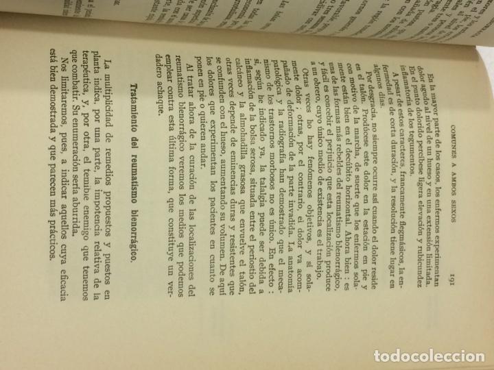 Libros antiguos: Enfermedades Blenorragicas de las vias Genitourinarias Dr.Alex Renault - Foto 23 - 91764409