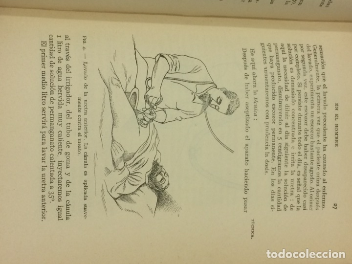 Libros antiguos: Enfermedades Blenorragicas de las vias Genitourinarias Dr.Alex Renault - Foto 27 - 91764409