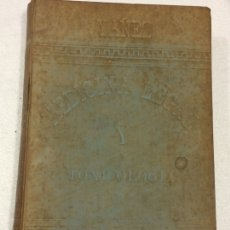 Libros antiguos: ELEMENTOS DE MEDICINA LEGAL Y TOXOLOGIA POR TEODORO YAÑEZ 1884. Lote 91766057