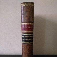 Libros antiguos: TRATAMIENTO DE LAS ENFERMEDADES DEL ESTÓMAGO. DUJARDIN. MADRID 1892. PRIMERA EDICIÓN.. Lote 92131960