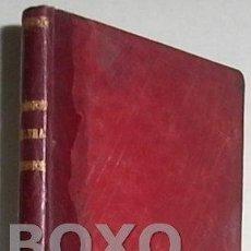 Libros antiguos: COCA FERNANDO. APUNTES SOBRE DIAGNÓSTICO MICROGRÁFICO Y TRATAMIENTO DEL CÓLERA Y PESTE BUBÓNICA.. Lote 90232856