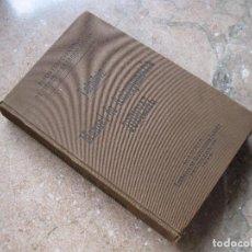 Libros antiguos: MANUAL DE ANTROPOMETRIA JUDICIAL - TALADRIZ - MADRID 1899.. Lote 92195245
