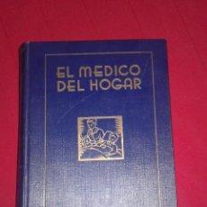 Libros antiguos: EL MEDICO DEL HOGAR. JENNY SPRINGER. Lote 92412750