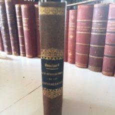 Libros antiguos: LECCIONES SOBRE LAS AUTO-INTOXICACIONES EN LAS ENFERMEDADES 1891. Lote 92858708