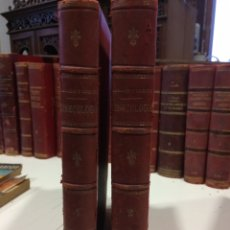 Libros antiguos: TRATADO MEDICO QUIRÚRGICO DE GINECOLOGÍA TOMOS I Y II. Lote 92860693