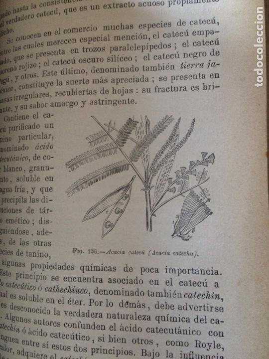 Libros antiguos: Tratado de la materia medica Dr.J.B Fonssagrives - Foto 22 - 92862268