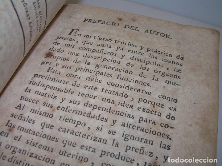 Libros antiguos: TRATADO DE LAS ENFERMEDADES DE LA MUGERES..TAPAS DE PIEL....AÑO.1.821...DOS TOMOS EN UN MISMO LIBRO. - Foto 5 - 95412375
