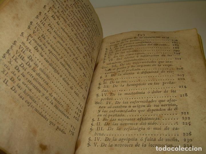 Libros antiguos: TRATADO DE LAS ENFERMEDADES DE LA MUGERES..TAPAS DE PIEL....AÑO.1.821...DOS TOMOS EN UN MISMO LIBRO. - Foto 9 - 95412375