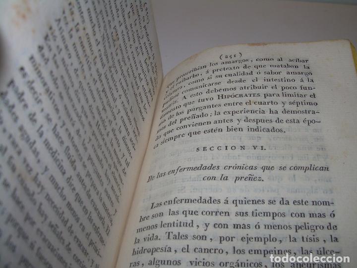 Libros antiguos: TRATADO DE LAS ENFERMEDADES DE LA MUGERES..TAPAS DE PIEL....AÑO.1.821...DOS TOMOS EN UN MISMO LIBRO. - Foto 13 - 95412375