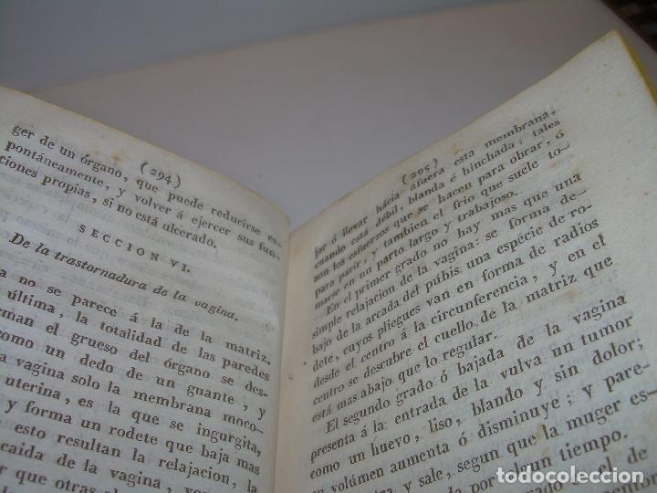 Libros antiguos: TRATADO DE LAS ENFERMEDADES DE LA MUGERES..TAPAS DE PIEL....AÑO.1.821...DOS TOMOS EN UN MISMO LIBRO. - Foto 15 - 95412375