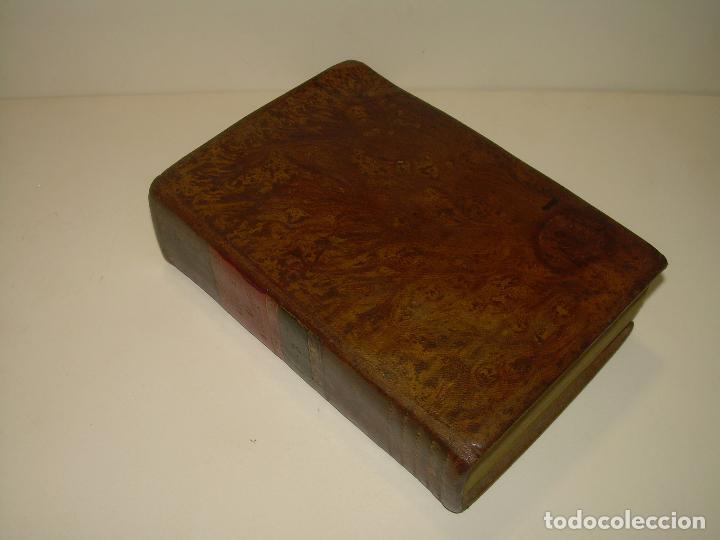 Libros antiguos: TRATADO DE LAS ENFERMEDADES DE LA MUGERES..TAPAS DE PIEL....AÑO.1.821...DOS TOMOS EN UN MISMO LIBRO. - Foto 16 - 95412375
