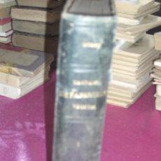 Libros antiguos: TRATADO DE MATERIA FARMACEÚTICA VEGETAL JUAN R. GÓMEZ PAMO 1906 GRABADOS . Lote 95513951