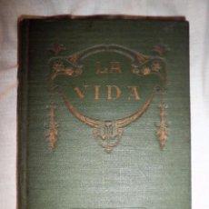 Libros antiguos: LA VIDA·COMPENDIO DE MEDICINA HOMEOPATICA - AÑO 1910 - COMET Y PINART .. Lote 96296507