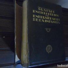 Libros antiguos: TRATADO ENCICLOPÉDICO DE ENFERMEDADES DE LA INFANCIA. Lote 96353447