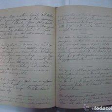 Libros antiguos: FORMULARIO MANUSCRITO DE MEDIADOS S. XIX. CIENTOS DE RECETAS. PHARMACOPEA. EJEMPLAR ÚNICO.. Lote 97590427