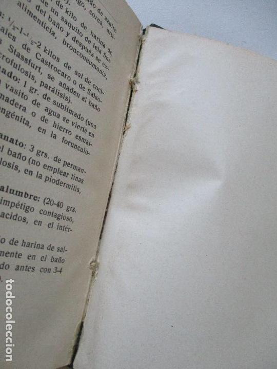 Libros antiguos: FORMULARIO PRÁCTICO RAZONADO DE CLÍNICA PEDIÁTRICA-OLIMPIO COZZOLINO-GRAN LIBRERÍA MÉDICA-VALENCIA- - Foto 6 - 97700491