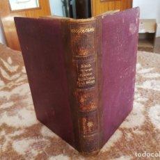 Libros antiguos: PERIODO MENSTRUAL DE LA MUJER - AÑO 1890. Lote 98669215