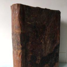 LIBRO ANTIGUO DE MEDICINA - PRINCIPIOS DE CIRUGÍA - JORGE LA FAYE - 1777