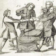 Libros antiguos: MEDICINA,CIRUGIA Y FARMACIA,SIGLO XVIII, 4 TOMOS, AÑO 1747,INSTITUCIONES QUIRURGICAS,POST INCUNABLE. Lote 99154503