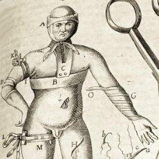 Libros antiguos: MEDICINA,CIRUGIA Y FARMACIA,SIGLO XVIII, 4 TOMOS, AÑO 1747,UNICA EN ESPAÑA,INSTITUCIONES QUIRURGICAS. Lote 99154503