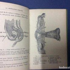 Libros antiguos: BIBLIOTECA SEXUOLOGIE, LA GENERACIÓN HUMANA, LOS SECRETOS DE LA VIDA, 1.ª EDICIÓN, 1929. SALIDA A 1€. Lote 100443295