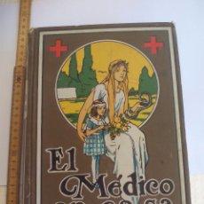 Libros antiguos: EL MÉDICO EN CASA. EDITORIAL LABOR 1932. TOMO II. GRAN ENCICLOPEDIA PRÁCTICA ILUSTRADA DE MEDICINA . Lote 100637211