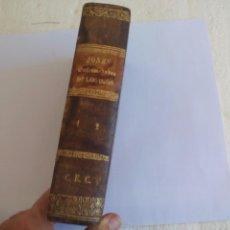 Libros antiguos: TRATADO PRÁCTICO DE LAS ENFERMEDADES DE LOS OJOS. - T. WHARTON-JONES. 1862. 1ª EDICIÓN. Lote 100695475