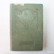Libros antiguos: LA VIDA, COMPENDIO CLÍNICO DE MEDICINA HOMEOPÁTICA, DOCTORES COMET Y PINART, FARMACIA GORT. Lote 101188947